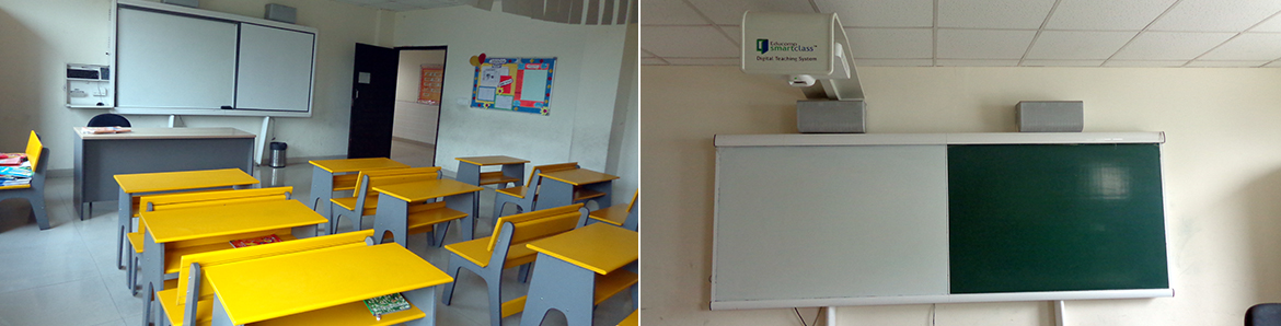 Smart Class Rooms